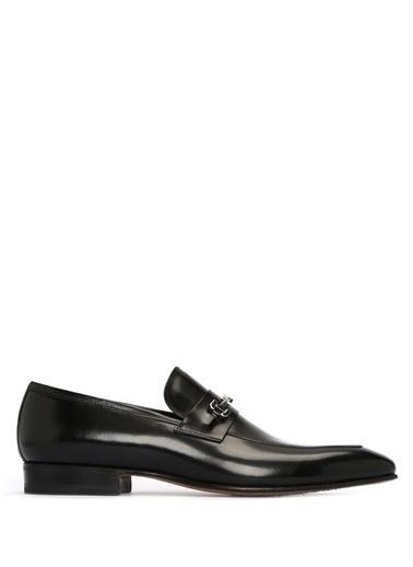 Moreschi %100 Deri Klasik Ayakkabı Siyah